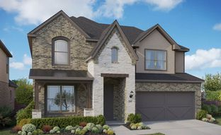 Premier Series - Rosewood - Bar W Ranch: Leander, Texas - Gehan Homes