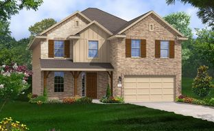 Premier Series - Mimosa - Green Meadows: Celina, Texas - Gehan Homes