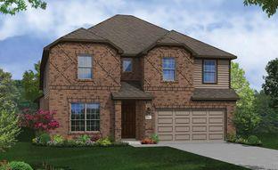 Premier Series - Magnolia - Deerbrooke: Leander, Texas - Gehan Homes