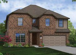 Premier Series - Magnolia - Highland Meadows: Pearland, Texas - Gehan Homes