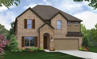Premier Series - Magnolia - Highpoint Hill: Burleson, Texas - Gehan Homes
