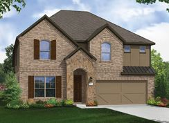 Premier Series - Magnolia - The Woodlands Hills: Willis, Texas - Gehan Homes