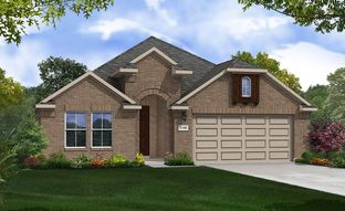 Premier Series - Juniper - Terra Estates: Manvel, Texas - Gehan Homes