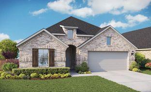 Premier Series - Oleander - Wildflower Ranch: Fort Worth, Texas - Gehan Homes