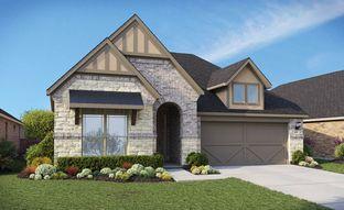 Premier Series - Oleander - Highland Meadows: Pearland, Texas - Gehan Homes