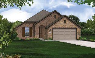 Premier Series - Palm - Le Tara: Haslet, Texas - Gehan Homes