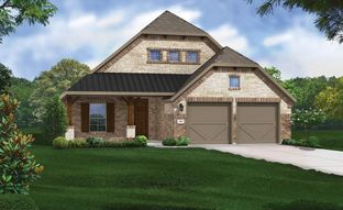 Premier Series - Palm - The Colony: Bastrop, Texas - Gehan Homes