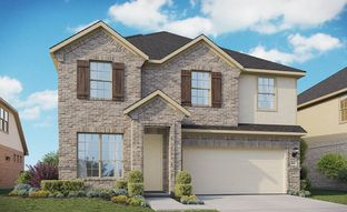 Enclave Series - Capri - Terra Estates: Manvel, Texas - Gehan Homes