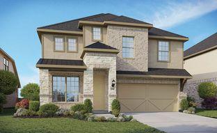 Enclave Series - Capri - Meyer Ranch: New Braunfels, Texas - Gehan Homes