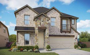 Enclave Series - Capri - Whisper Falls: San Antonio, Texas - Gehan Homes
