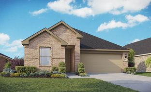 Enclave Series - Fiji - Marvida: Cypress, Texas - Gehan Homes
