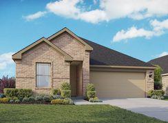 Enclave Series - Fiji - Oaks at San Gabriel: Georgetown, Texas - Gehan Homes