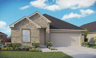 Enclave Series - Fiji II - Terra Estates: Manvel, Texas - Gehan Homes