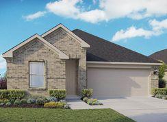 Enclave Series - Fiji II - Newport: Crosby, Texas - Gehan Homes