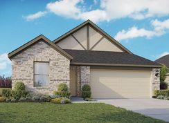 Enclave Series - Bermuda - Gruenefield: New Braunfels, Texas - Gehan Homes