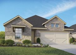 Enclave Series - Bermuda - Whisper Falls: San Antonio, Texas - Gehan Homes
