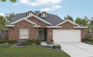 Landmark Series - Meyerson - Buffalo Crossing: Cibolo, Texas - Gehan Homes