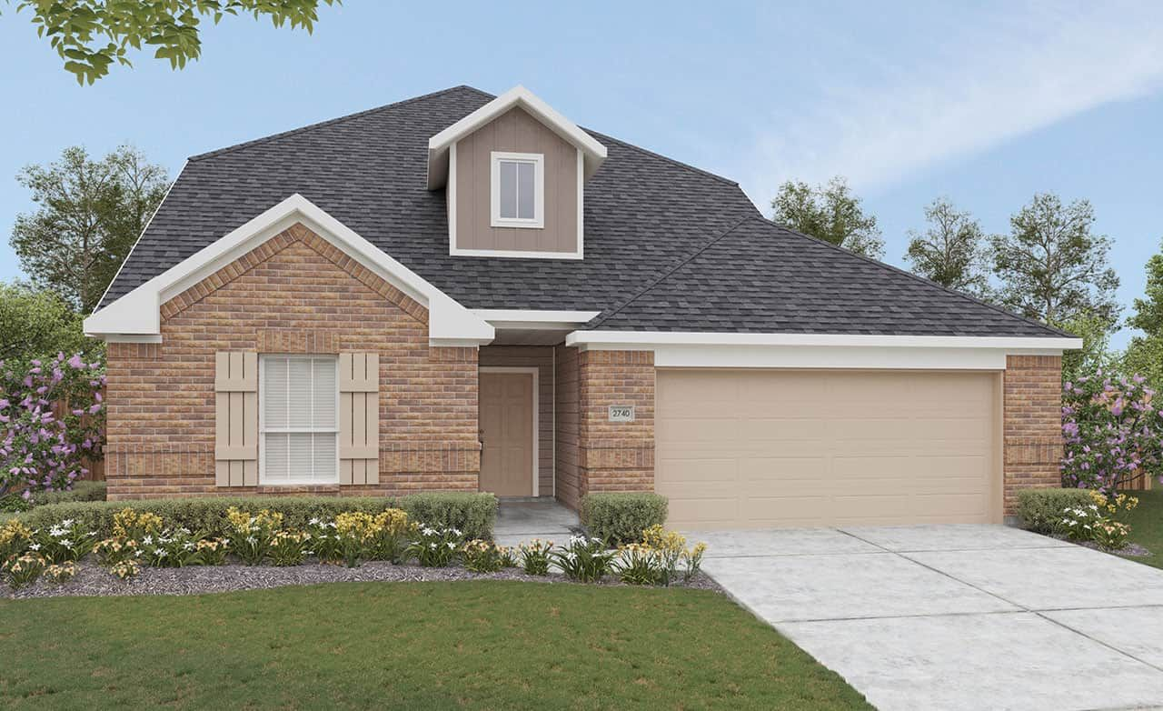 Exterior featured in the Landmark Series - Meyerson By Gehan Homes in Dallas, TX