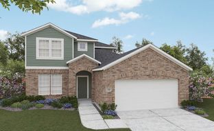 Landmark Series - Southfork - Clements Ranch - Landmark: Forney, Texas - Gehan Homes