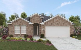 Landmark Series - Paramount - Cloud Country: New Braunfels, Texas - Gehan Homes