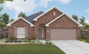 Landmark Series - Kimbell - Clements Ranch - Landmark: Forney, Texas - Gehan Homes