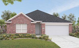 Landmark Series - Blanton - Creekside: Royse City, Texas - Gehan Homes