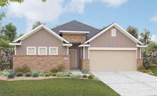 Landmark Series - Blanton - Buffalo Crossing: Cibolo, Texas - Gehan Homes