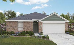 Landmark Series - Driskill - Paloma: Converse, Texas - Gray Point Homes