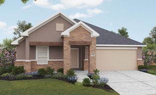 Landmark Series - Kimbell - Paloma: Converse, Texas - Gray Point Homes