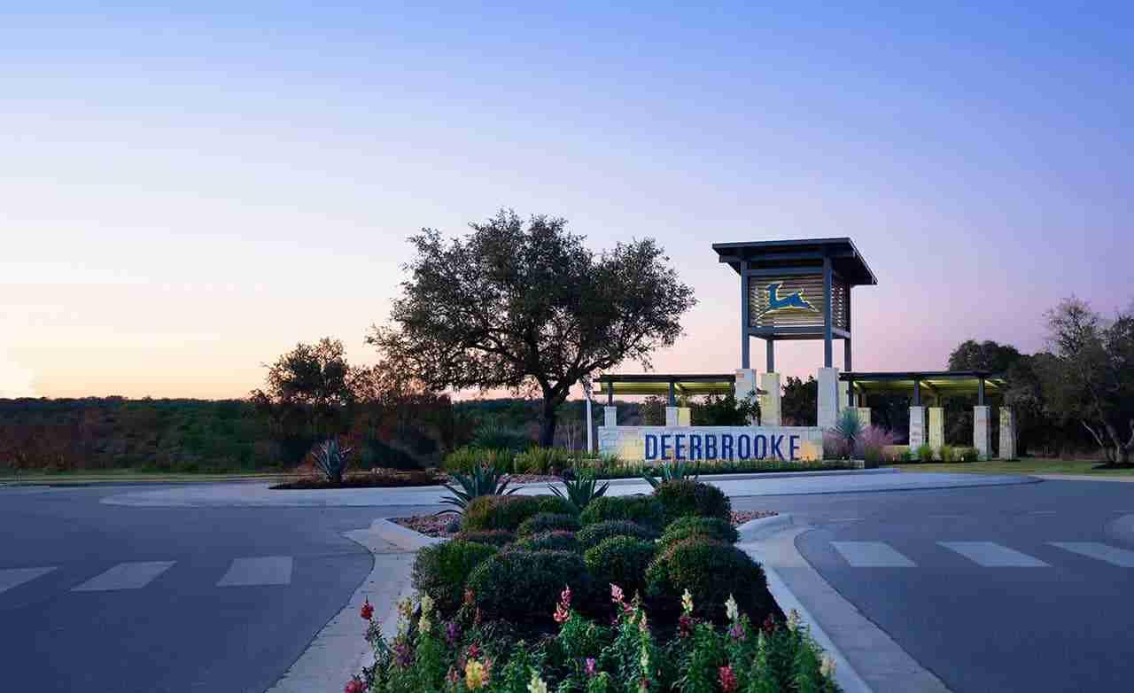 Deerbrooke Community Entry