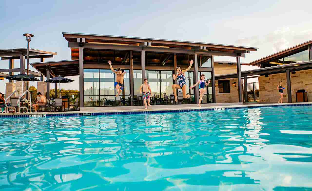 Deerbrooke Community Pool