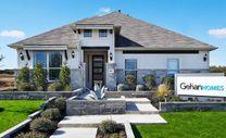Homestead by Gehan Homes in Austin Texas