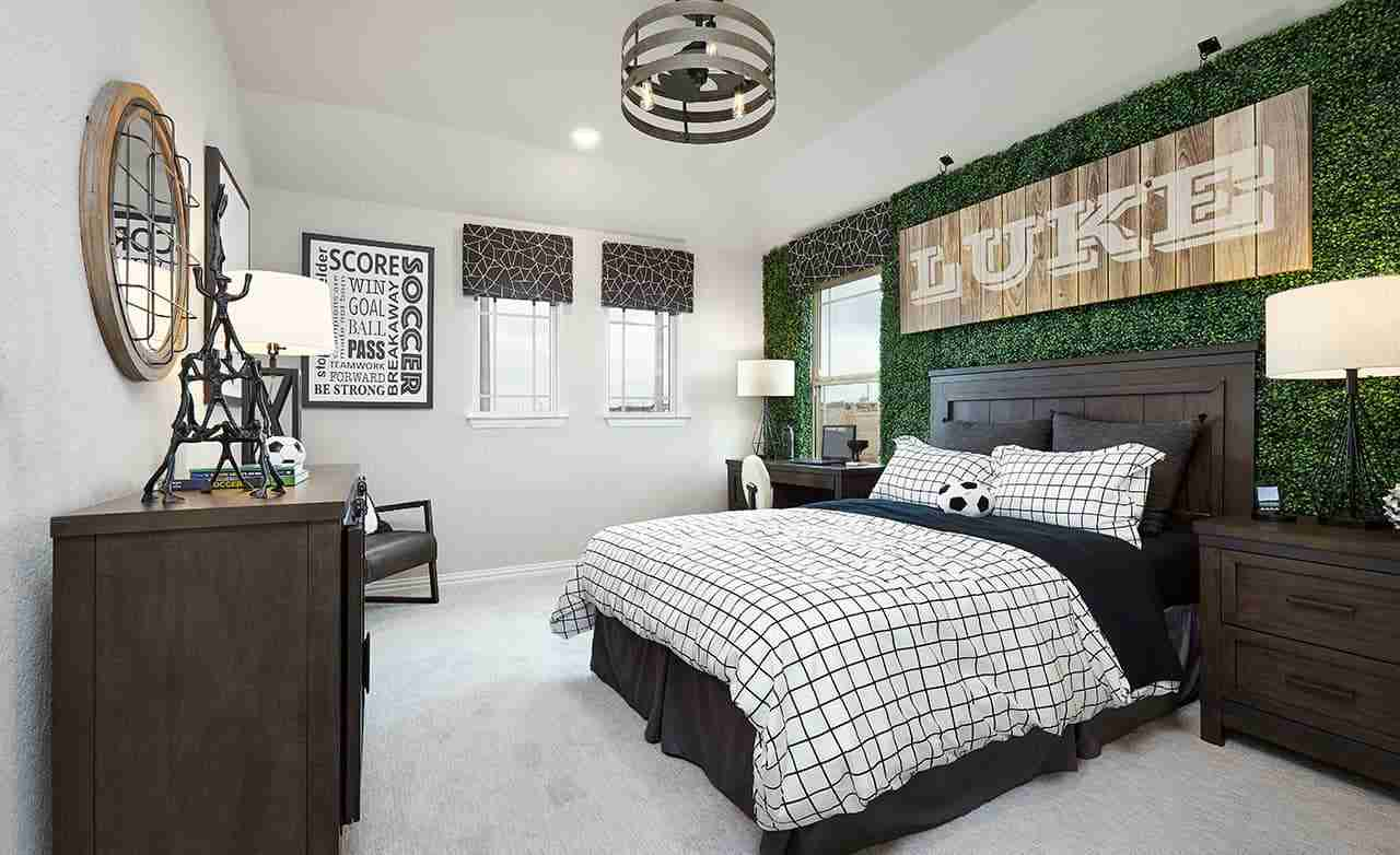 Capri – Secondary Bedroom