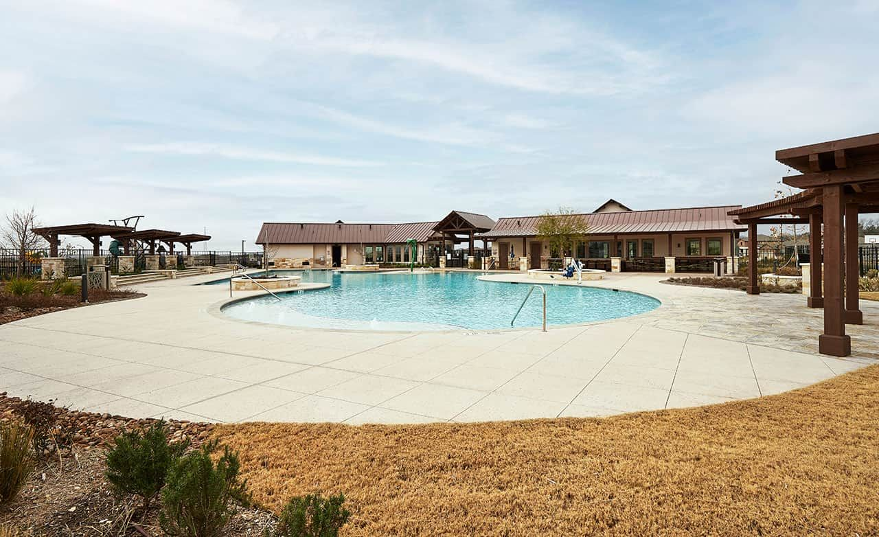 Whisper Falls Community Pool