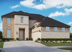 Regal Series - Isabella - St. Augustine Meadows: Mont Belvieu, Texas - Gehan Homes