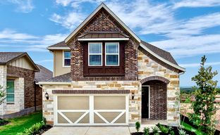 Iron Horse Village by Gehan Homes in Dallas Texas