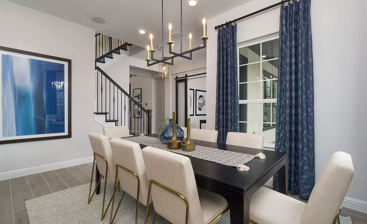 'Mostyn Manor Reserve' by Gehan Homes - Houston in Houston