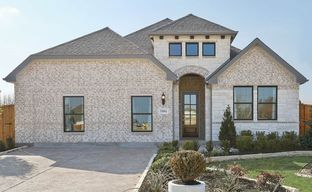 Parkwood Trails by Gehan Homes in Fort Worth Texas