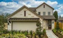 Newport by Gehan Homes in Houston Texas