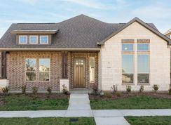 Manor Series - Augusta - Mercer Crossing: Farmers Branch, Texas - Gehan Homes