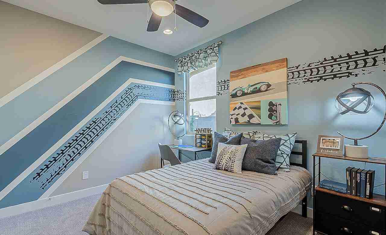 Castellano – Secondary Bedroom