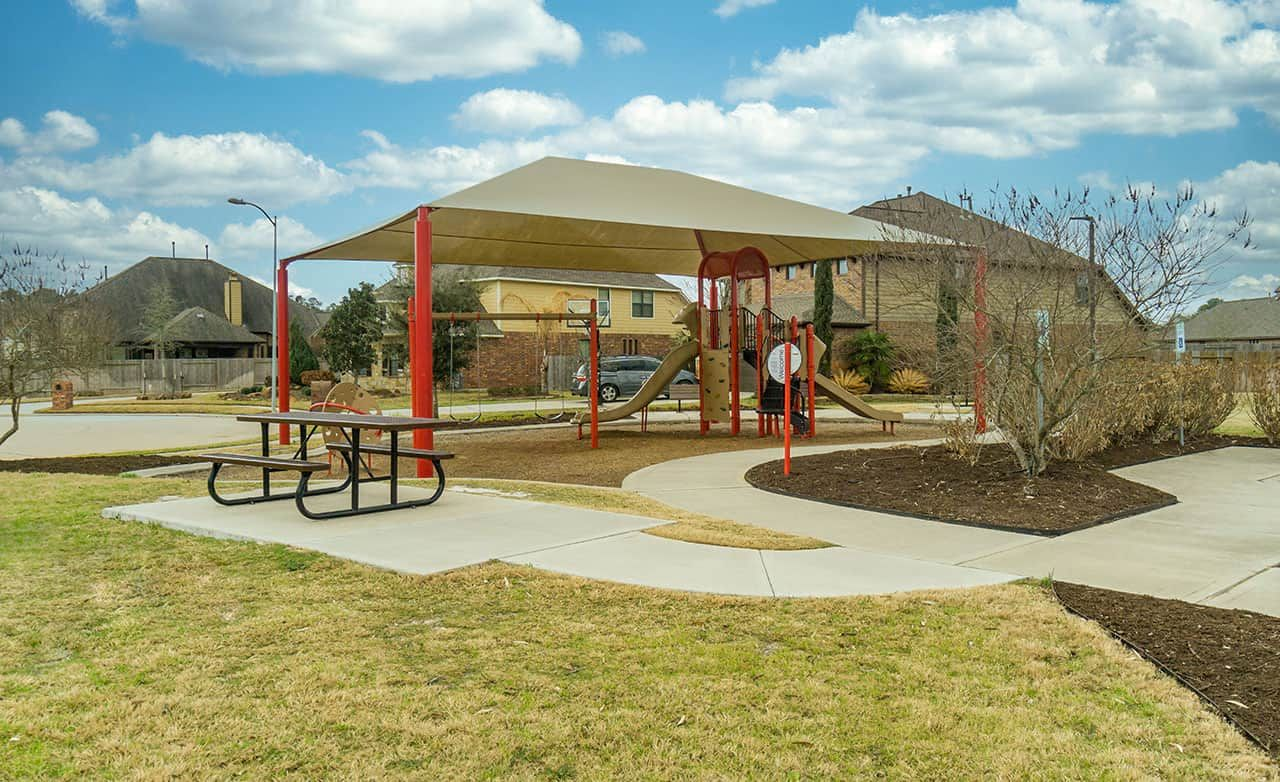 Albury Trails Estates Community Playground