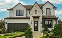 Green Oaks Preserve by Gehan Homes in Fort Worth Texas