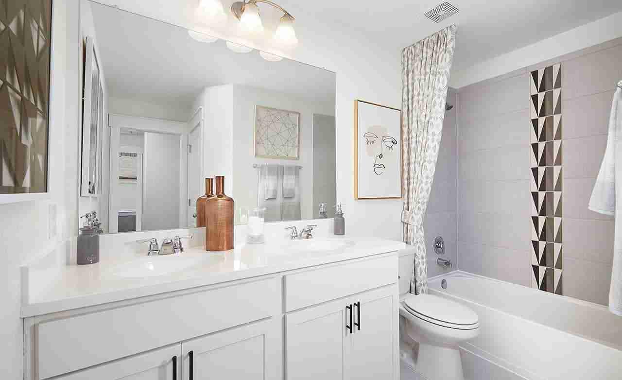 Meyerson – Secondary Bathroom
