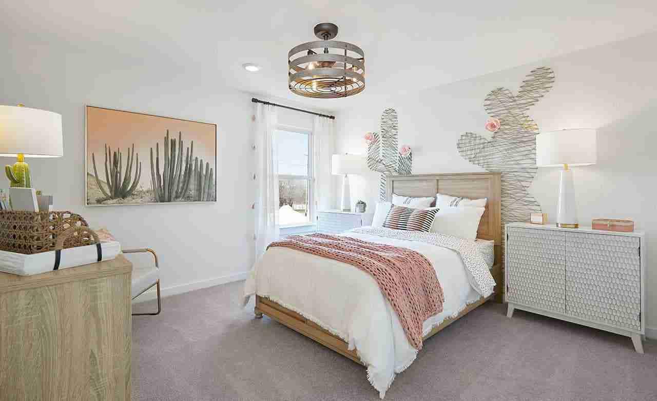 Meyerson – Secondary Bedroom