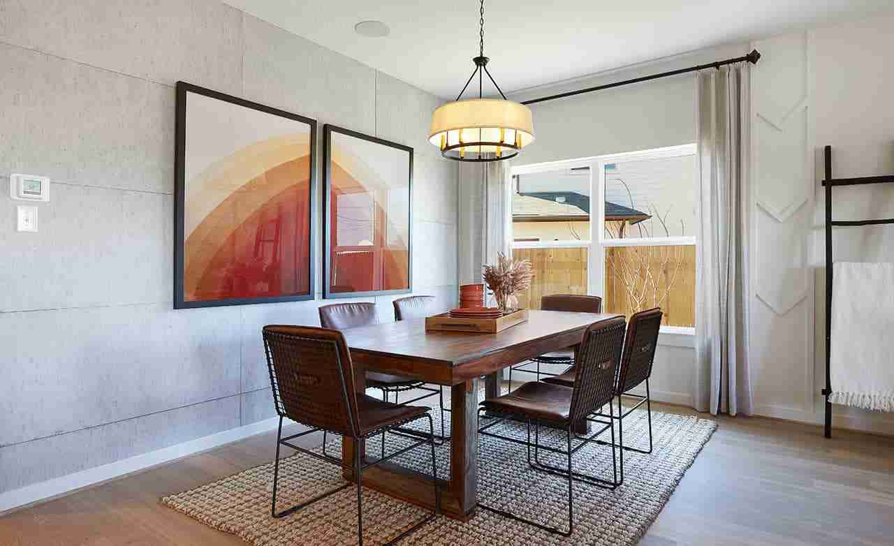 Meyerson – Dining Room