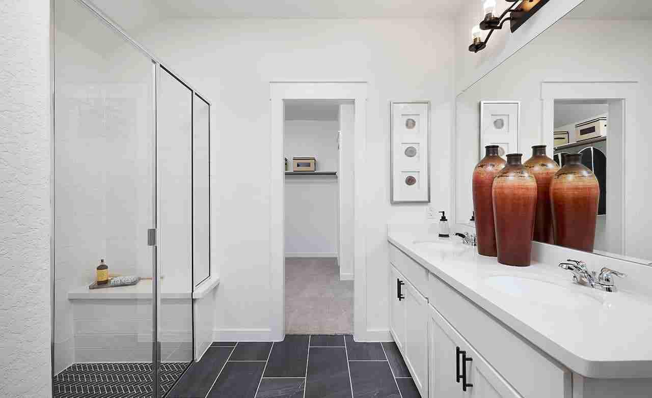 Meyerson – Owner's Bathroom