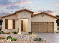 Castillo Series - Acacia - Sweetwater Farms - Castillo: Surprise, Arizona - Gehan Homes