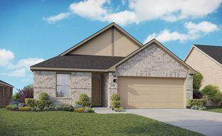 Enclave Series - Bali - Gruenefield: New Braunfels, Texas - Gehan Homes