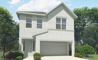 Park Series - 1626 - Park & Lake Villas: Houston, Texas - Gehan Homes